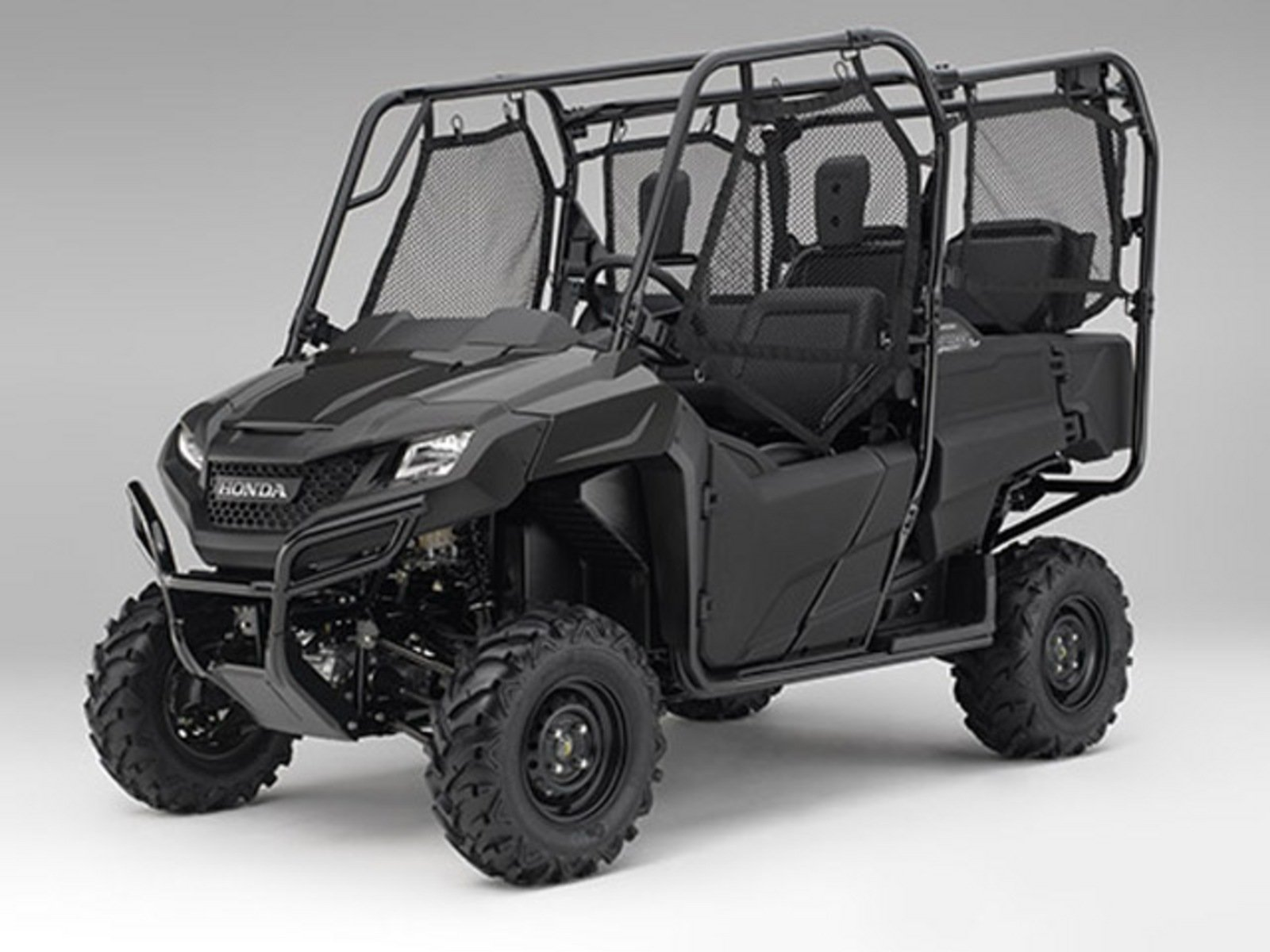 2015 honda pioneer 700 4 review gallery top speed. Black Bedroom Furniture Sets. Home Design Ideas
