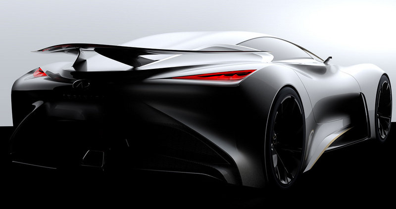 2015 Infiniti Vision GT Supercar Concept Drawings - image 581854