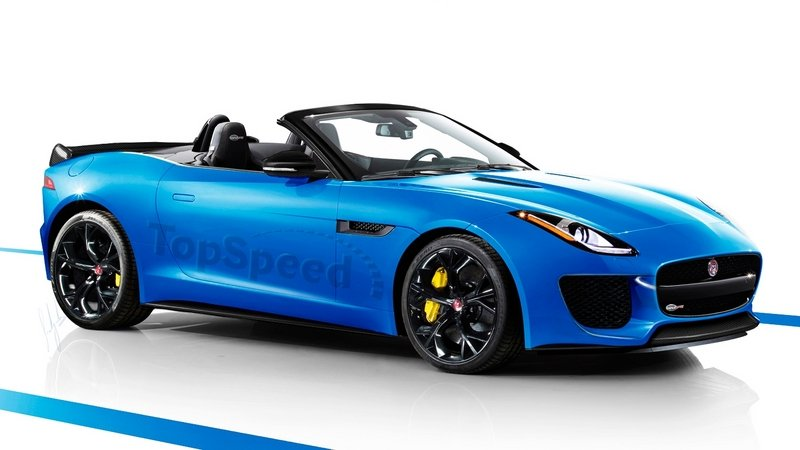 Jaguar Will Replace R-S Badge With SVR; Confirms F-Type SVR