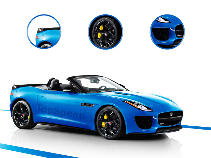 2017 Jaguar F-Type SVR Exterior Exclusive Renderings Computer Renderings and Photoshop - image 581007
