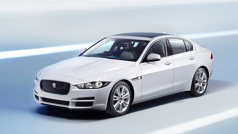 Jaguar XE will be Built in China