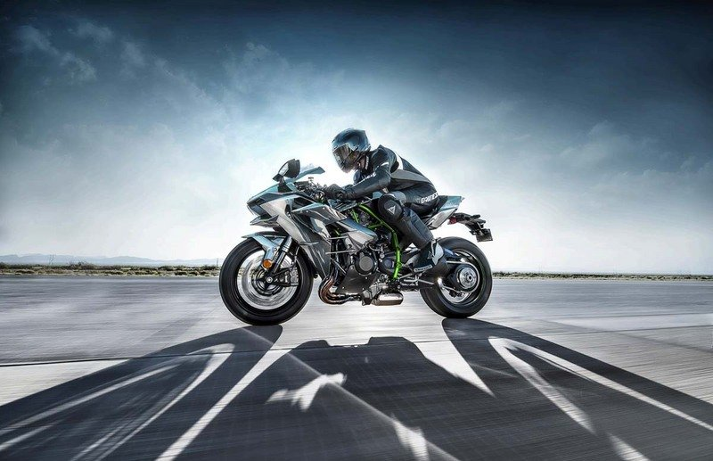 Kawasaki Ninja H2 Arrives In US Dealerships