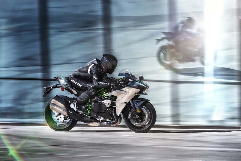 2015 Kawasaki Ninja H2 High Resolution Exterior - image 600451