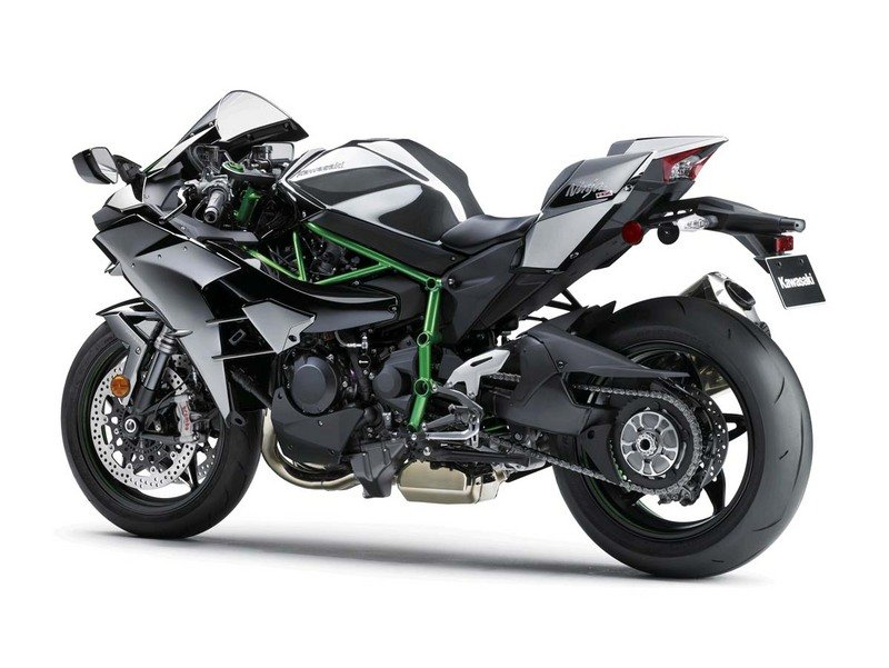 2015 Kawasaki Ninja H2 High Resolution Exterior - image 600442