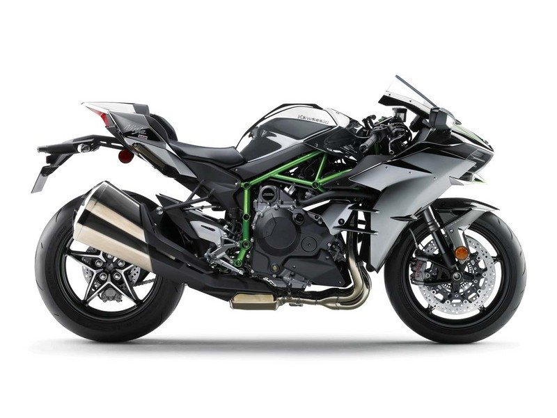 2015 Kawasaki Ninja H2 High Resolution Exterior - image 600440