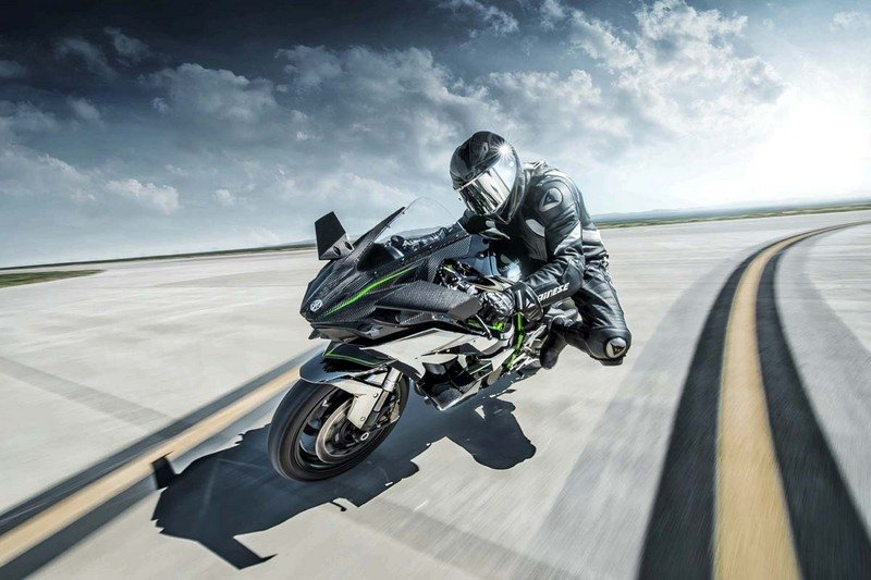 2015 Kawasaki Ninja H2R High Resolution Exterior - image 600436