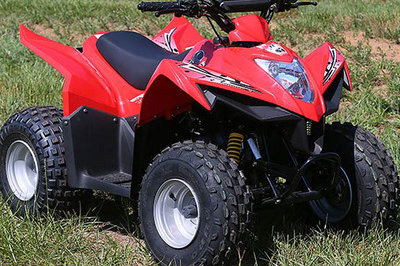 2015 KYMCO Mongoose 90s