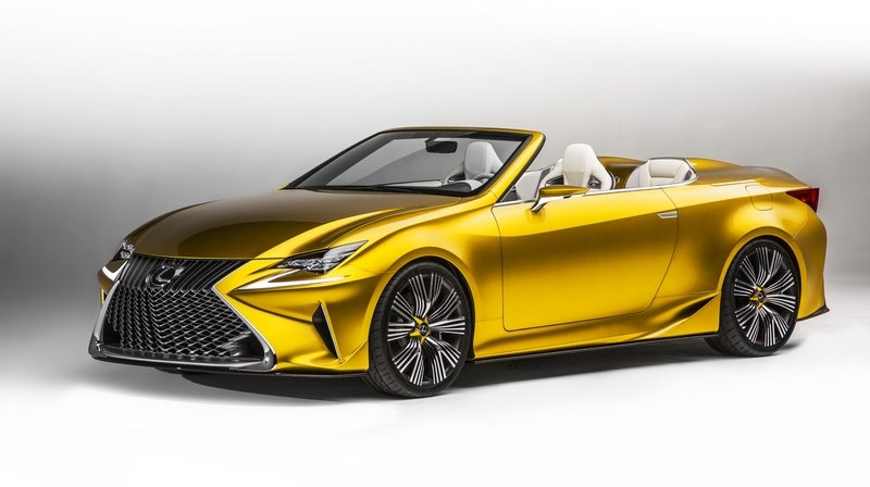 Lexus Looking for a Viable Solution for a New Convertible