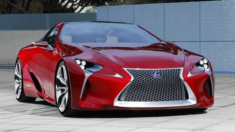Lexus Trademarks LC 500 and LC 500h