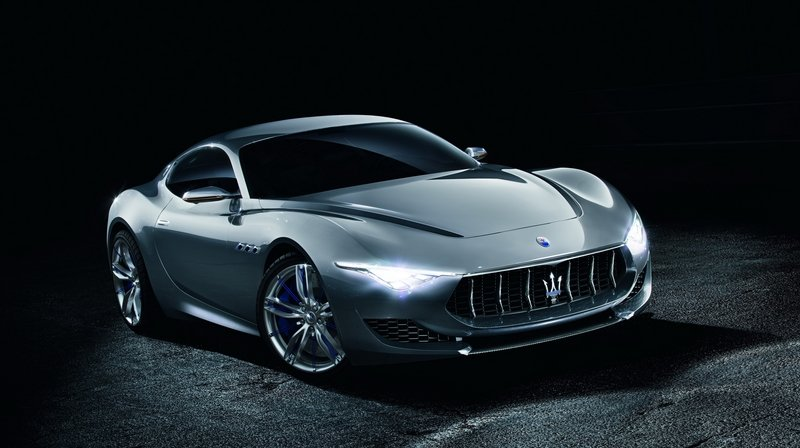 Maserati Alfieri Will Retain its Name and Have a Convertible Version