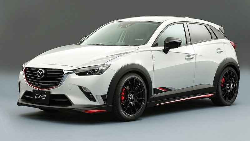 Mazda Cx 3 News And Reviews Top Speed