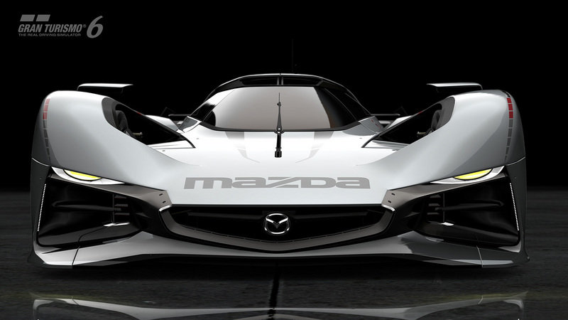 2015 Mazda LM55 Vision Gran Turismo Computer Renderings and Photoshop - image 600211