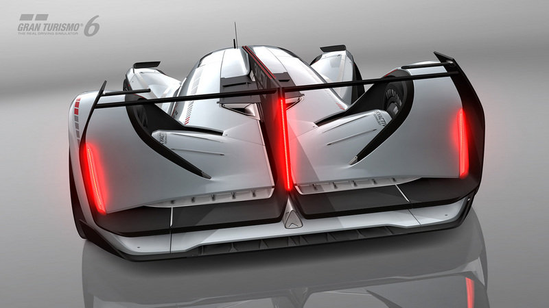 2015 Mazda LM55 Vision Gran Turismo Computer Renderings and Photoshop - image 600212