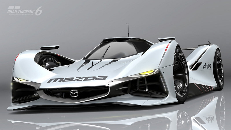 2015 Mazda LM55 Vision Gran Turismo Computer Renderings and Photoshop - image 600214