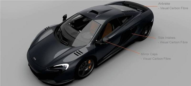 2015 McLaren 650S Le Mans Limited Edition