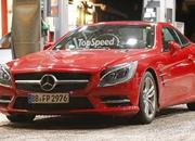 2020 Mercedes-Benz SL To Be More Driver-Centric - image 581543