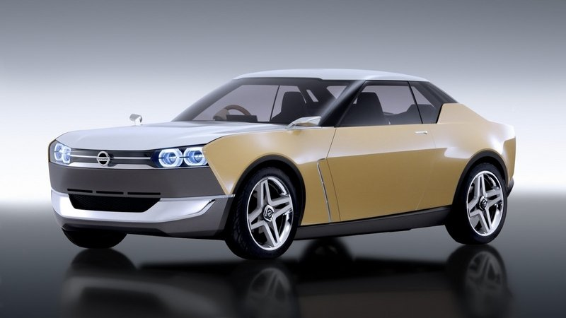 Nissan IDx Compact Rear-Drive Concept Could Inspire Silvia Successor