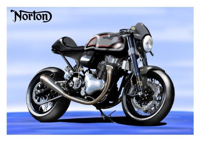 Norton Domiracer SS – first details