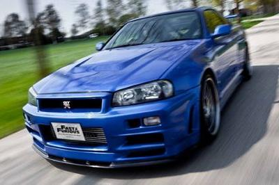 "Paul Walker's Nissan Skyline From ""Fast & Furious"" up for Sale Exterior - image 581089"