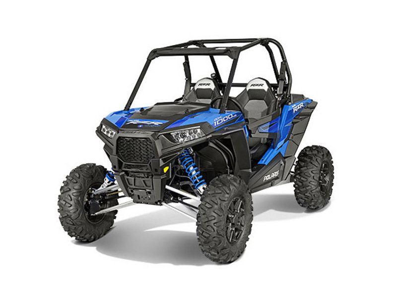 2015 Polaris RZR XP 1000 EPS | Top Speed