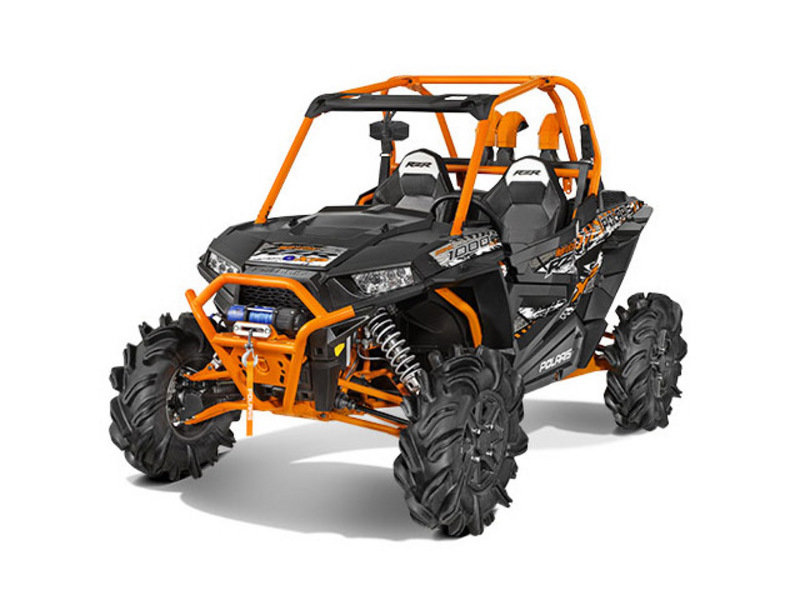 2015 Polaris RZR XP 1000 EPS High Lifter Edition | Top Speed