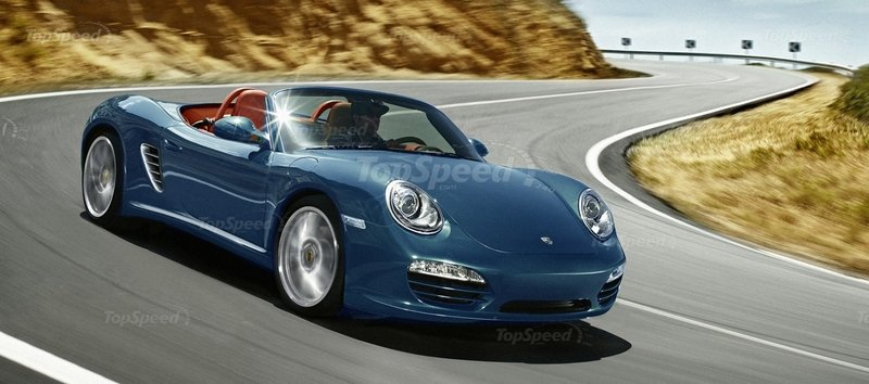 "Porsche Officially Scraps 718 ""Baby Boxster"" Plan"