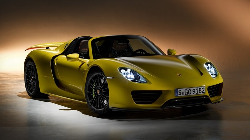 Porsche Recalling 205 918 Spyders to Replace Defective Chassis Components