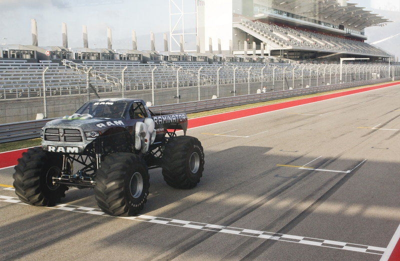 Raminator is the World's Fastest Monster Truck High Resolution Exterior - image 586109