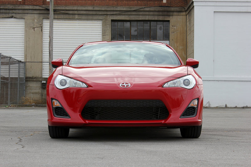 2014 Scion FR-S - Driven High Resolution Exterior - image 581451
