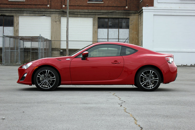 2014 Scion FR-S - Driven High Resolution Exterior - image 581453