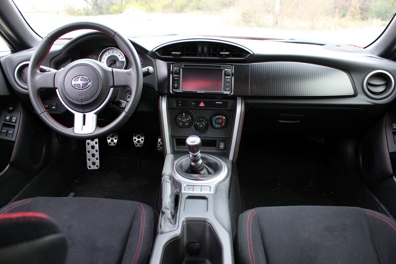 2014 Scion FR-S - Driven High Resolution Interior - image 581418