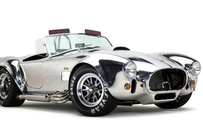 Shelby American is celebrating the 50th birthday of the big-block Cobra with this 50th Anniversary Cobra 427. Check out all of the details at TopSpeed.com.