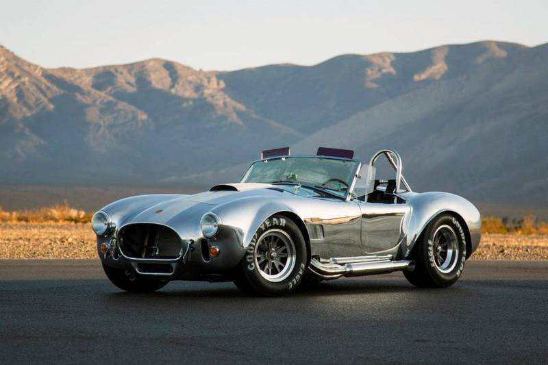 2015 Shelby 50th Anniversary Cobra 427 Exterior - image 600574