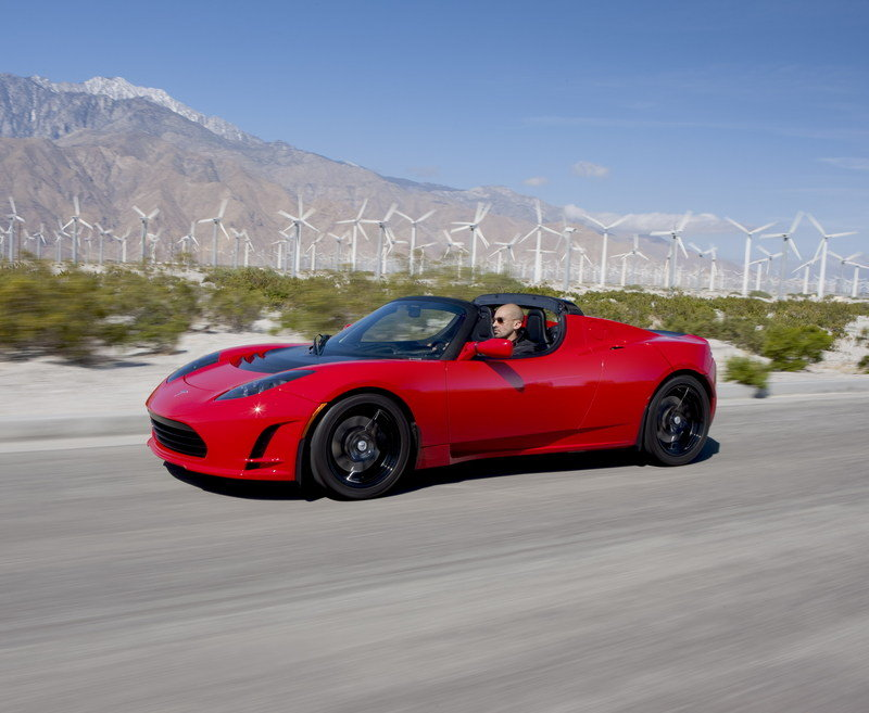 2015 Tesla Roadster 3.0 High Resolution Exterior - image 600358