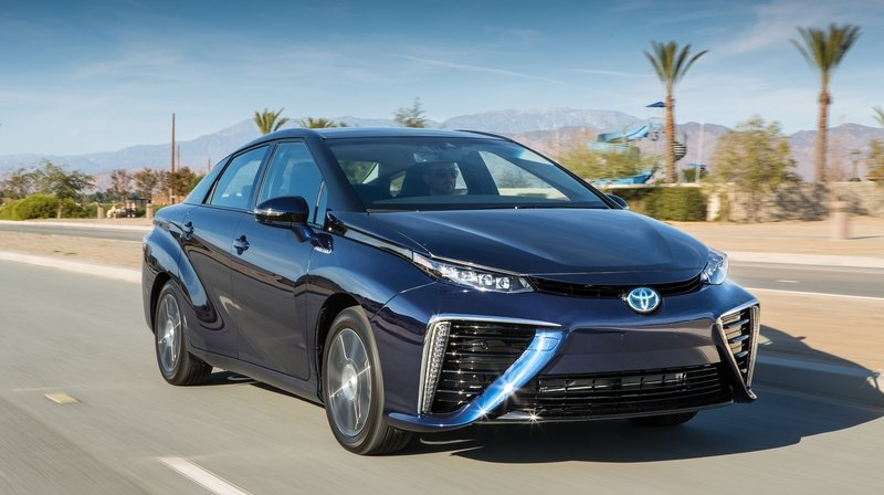 Toyota Increases Mirai Production Due to High Demand