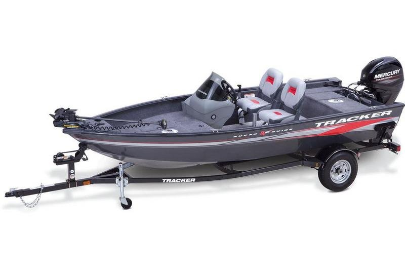 2014 TRACKER Super Guide V-16 SC