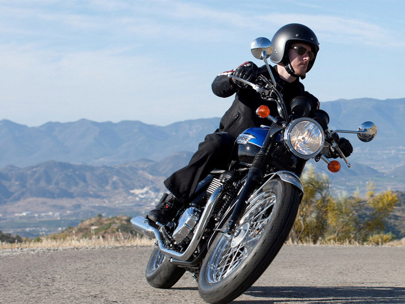 2015 Triumph Bonneville T100 High Resolution Exterior - image 581758