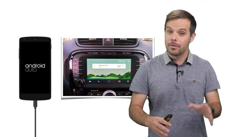 Introduction to Android Auto: Video