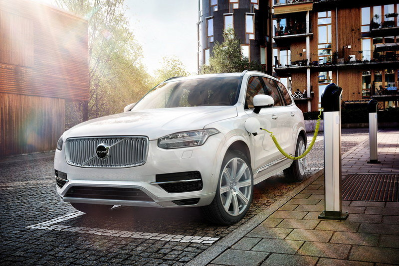 2016 Volvo XC90 T8 High Resolution Exterior Wallpaper quality - image 581681