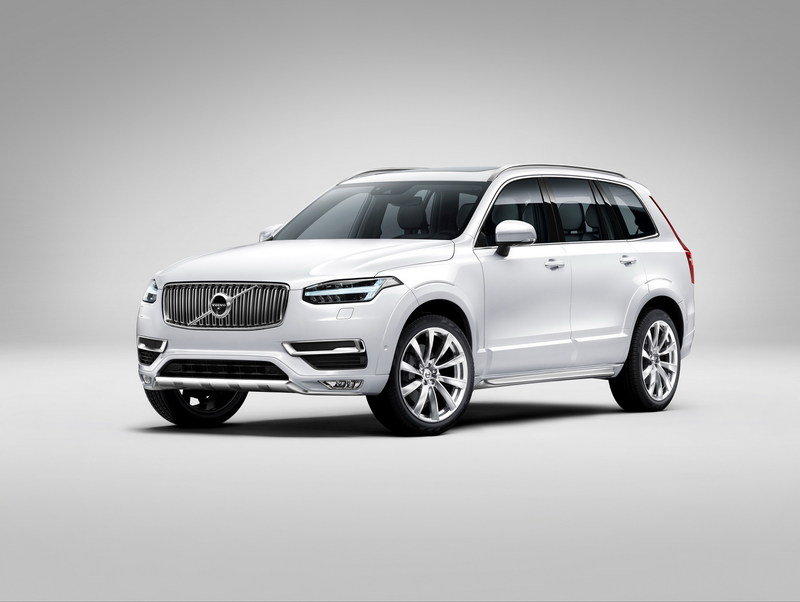 2016 Volvo XC90 T8 High Resolution Exterior - image 581682