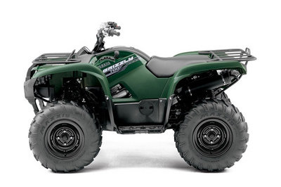 2015 Yamaha Grizzly 700 FI Auto. 4x4 Exterior - image 585914