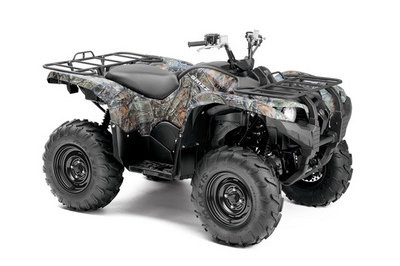 2015 Yamaha Grizzly 700 FI Auto. 4x4 Exterior - image 585915