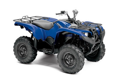 2015 Yamaha Grizzly 700 FI Auto. 4x4 Exterior - image 585907