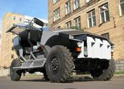 2015 ZiL Punisher Is Russia's newest Troop Carrier - image 581078