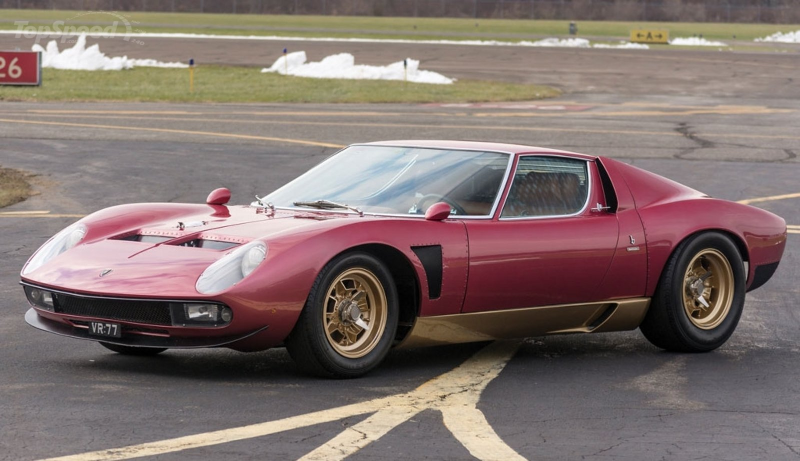 1971 Lamborghini Miura Svj By Bertone Review Top Speed