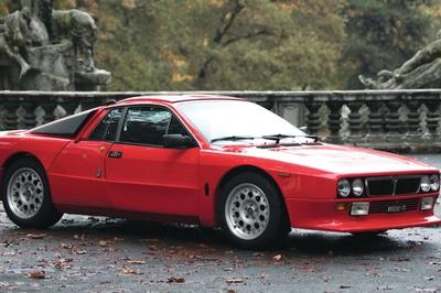 The super-rare Lancia 037 Stradale is a look back at the old days of rally racing, when mid-engine, RWD cars could actually compete in the sport, and now one of its road-going brethren is up for auction. Check it out at TopSpeed.com.