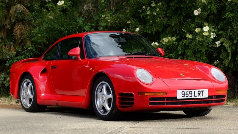 Porsche 959 Reviews Specs Prices Photos And Videos Top Speed