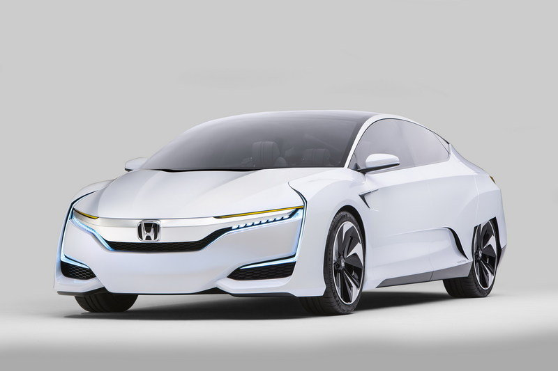 Honda Brings FCV Concept and Turbocharged VTEC Engines to Detroit High Resolution Exterior Wallpaper quality - image 611002