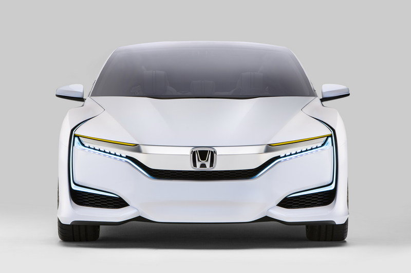 Honda Brings FCV Concept and Turbocharged VTEC Engines to Detroit High Resolution Exterior - image 611003