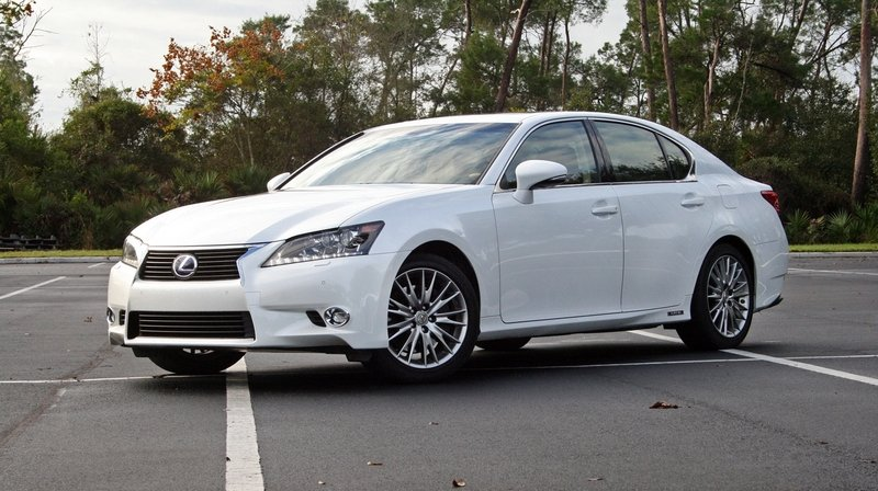 2014 Lexus GS450h - Driven